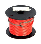 14ga Red Wire 14-1-500RD