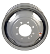 Dexstar 16.5 x 6.75 Grey Dual Wheel 865 17-157