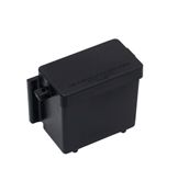 Bargman Lockable Nylon Battery Box w/Mounting Flanges 2051