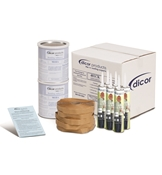 Dicor Install Kit For EDPM & TPO Roofs Tan 401CK-T