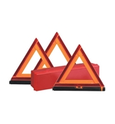 HD Emergency Warning Triangle Kit 3 Pack 73-0711-00