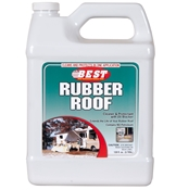 B.E.S.T. 1 Gal Rubber Roof Cleaner & UV Protectant B55128