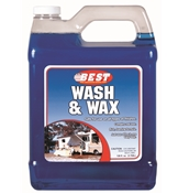 B.E.S.T. 1 Gal Wash-N-Wax For Exterior Surfaces B60128