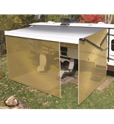 Solera Universal 17ft RV Screen Room Tan L362220