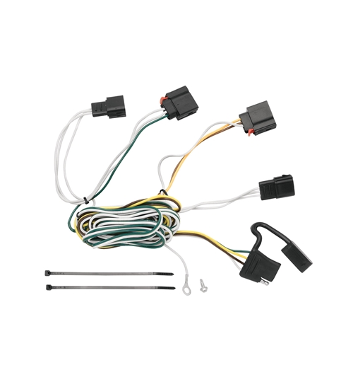 Tekonsha T-Connector Vehicle Wiring Harness 118425 on