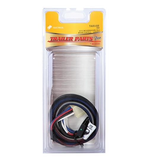 redline brake control harness 1416 gm ta05028