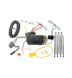 Tekonsha T-Connector Vehicle Wiring Harness 118405 on
