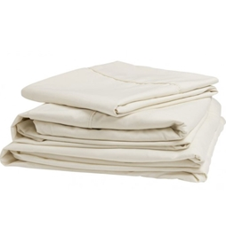 denver mattress short queen 60 x 75 ivory microfiber sheet set l343515 - Short Queen Mattress