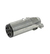 Pollak 7 Pole Pin Type Zinc Connector Trailer End 11-700