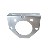 Pollak Vehicle Connector Bracket For Most 7-way Rnd Pin Plugs 11-771