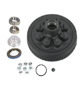 Dexter 8 on 6.5in Oil Hub & Drum Kit For 6K & 7K Axles 8-219-9UC3