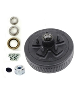 Dexter 5 on 4.5in EZ-Lube Hub & Drum Kit For 3.5K Axles 84546UC3-EZ