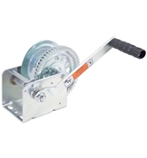 Dutton-Lainson 1.8K Single Speed 2 Way Winch DL1802A