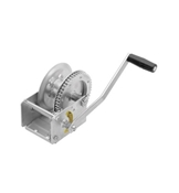 Fulton 1.5K Single Speed 2 way Winch w/Integrated Brake K1550