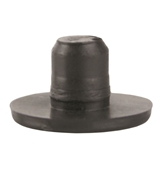 LCI Plastic Slide-Out Wear Pad Black L103480