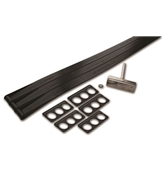 LCI Triple Channel Flexguard Slide-Out Kit w/Hardware L1346291