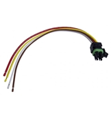 Kwikee 4 Pin Motor Harness For Newer Kwikee Electric RV Steps L369243