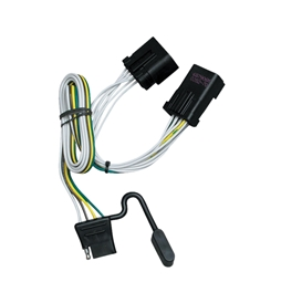 Tekonsha T-Connector Vehicle Wiring Harness 118381 on